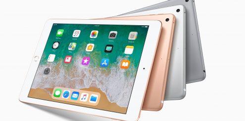 iPad 9.7″ 2018 (6th generation)