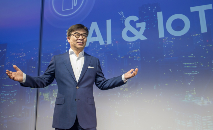 Samsung outlines its vision for products and services for the next era of connected living, enabled by AI, IoT and 5G