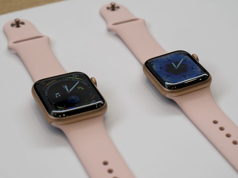 apple watch 40 and 44