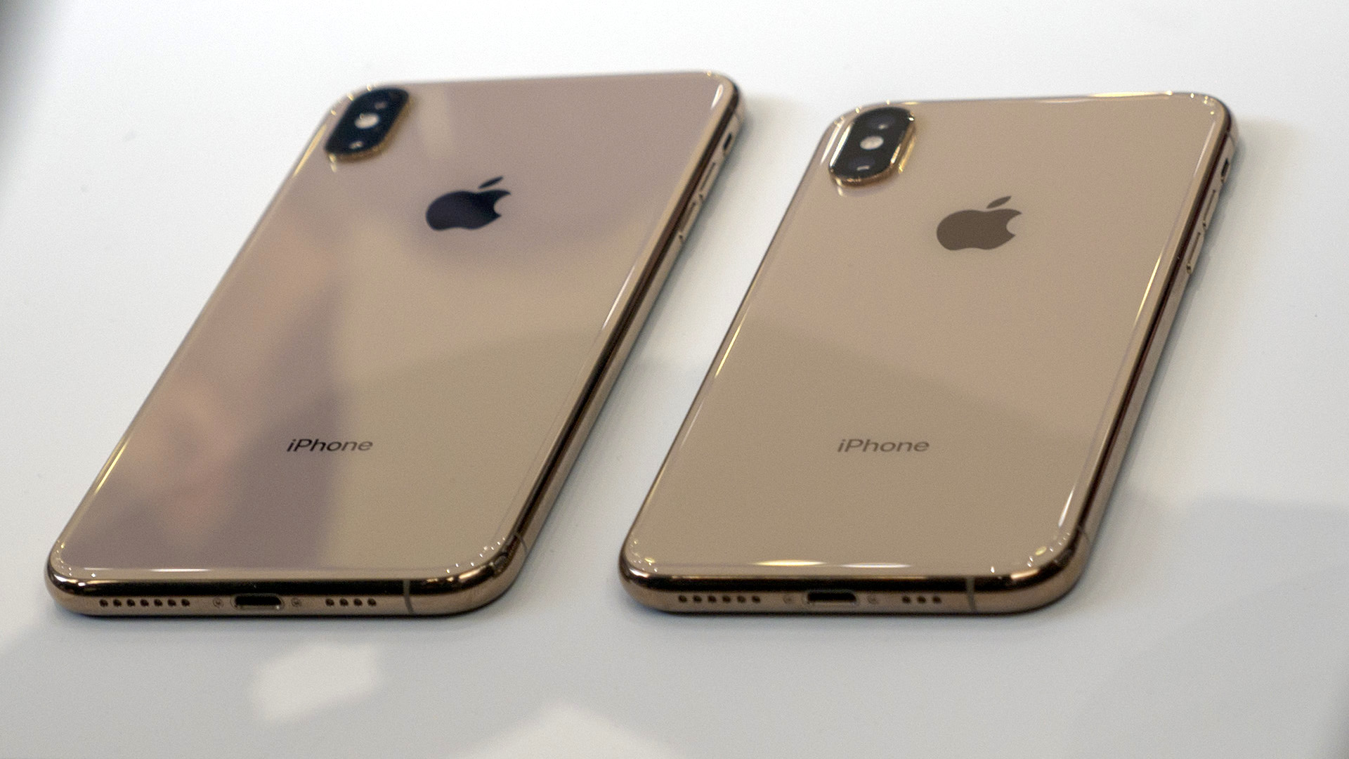 First impressions of the iPhone XS