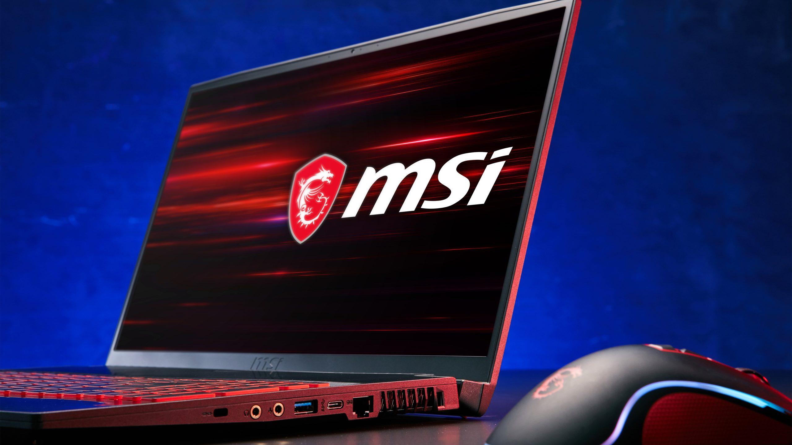 MSi GF75 Thin!