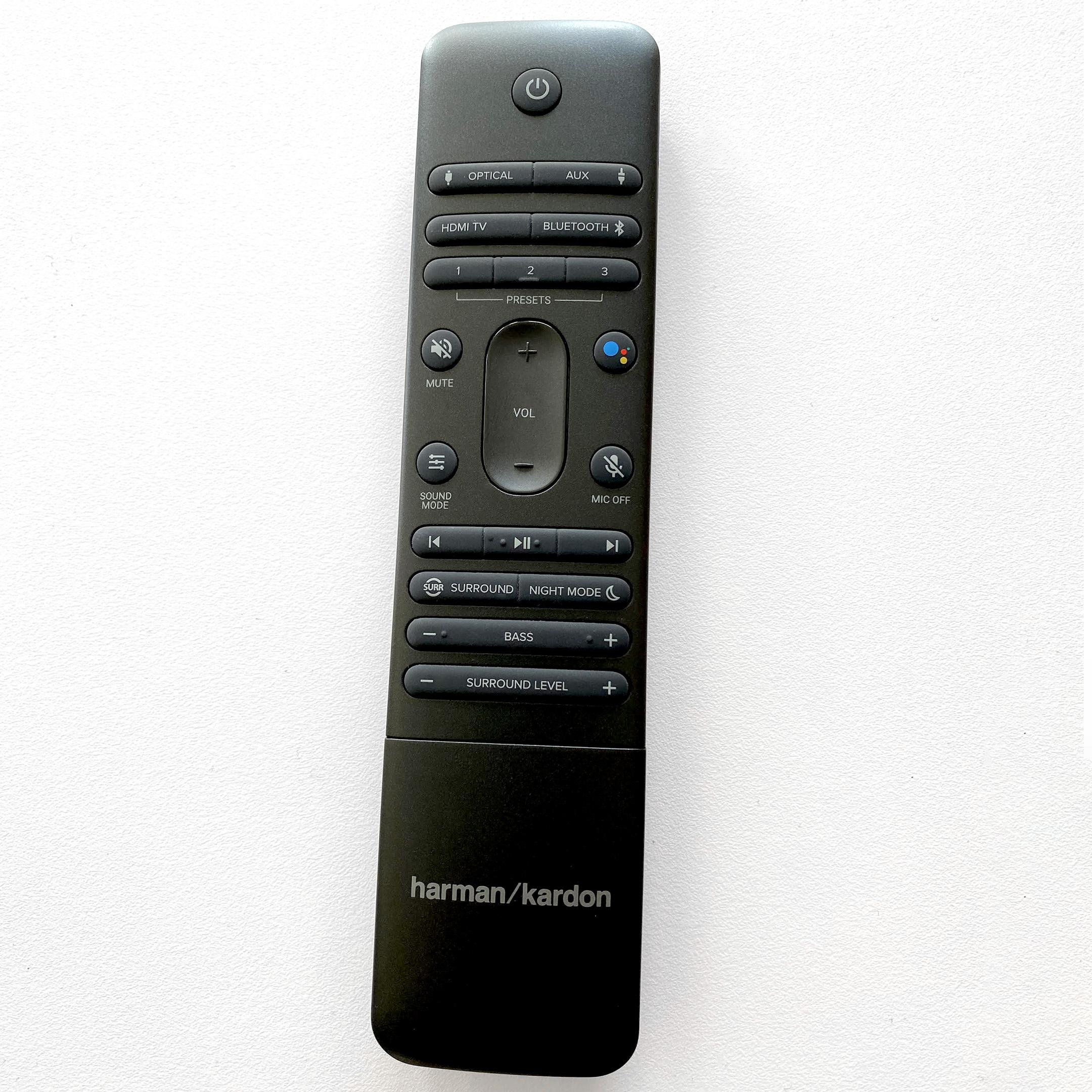 HK Citation Multibeam 700 remote