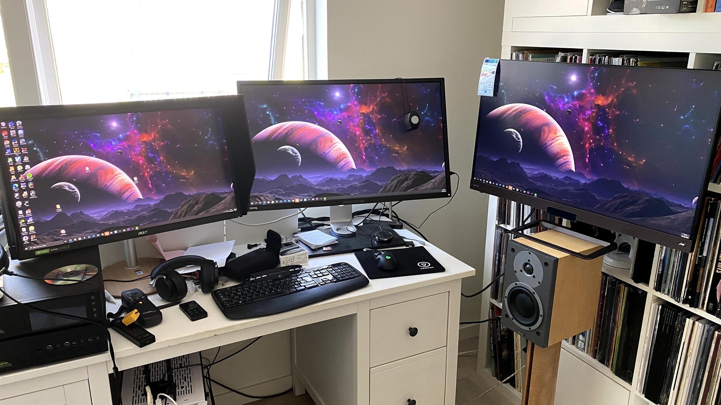 Acer & BenQ screens