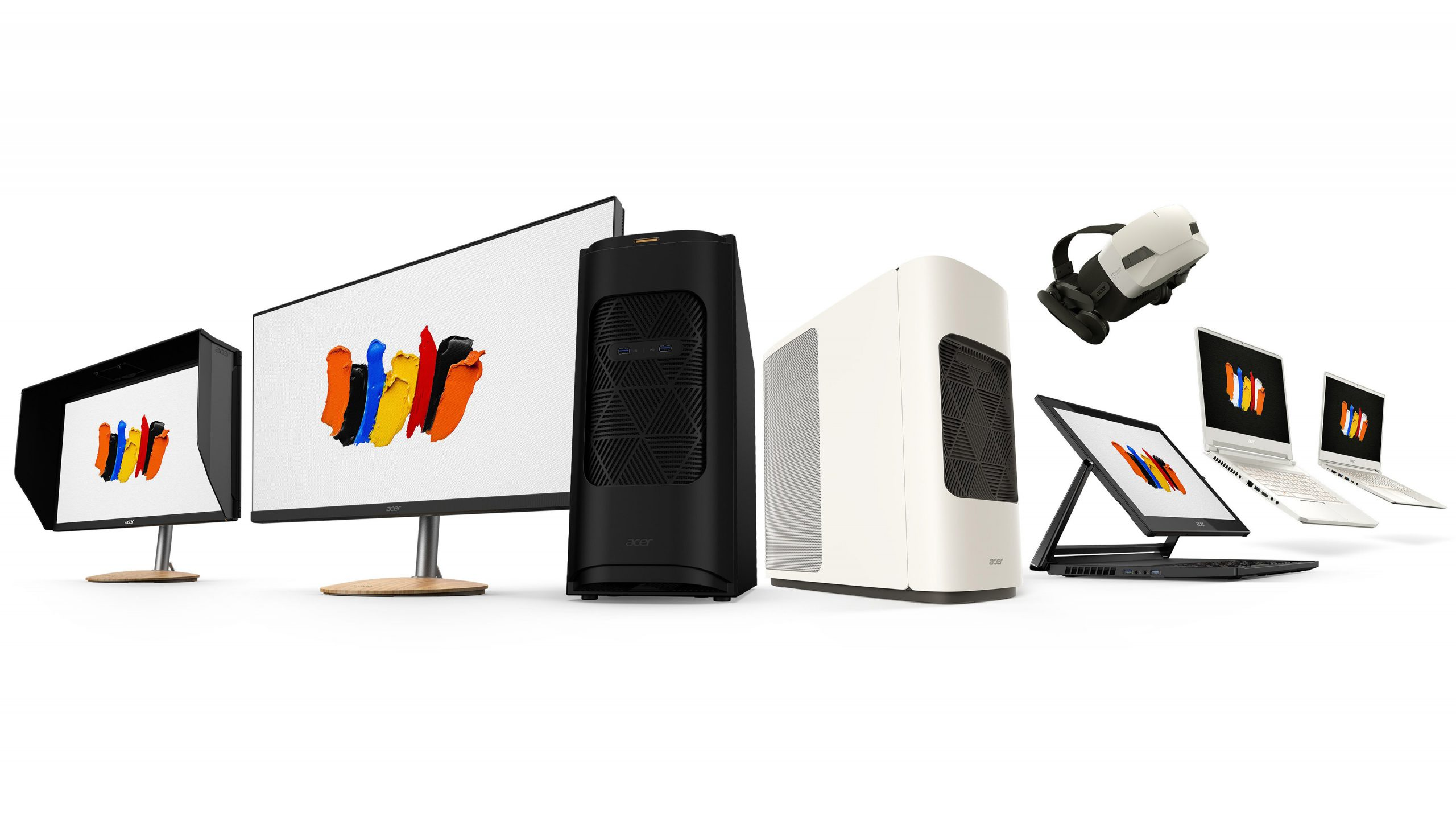 Acer ConceptD family