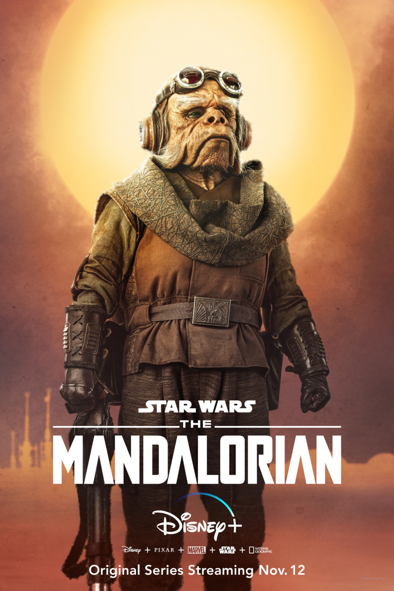Star Wars - The Mandalorian, sesong 1_7