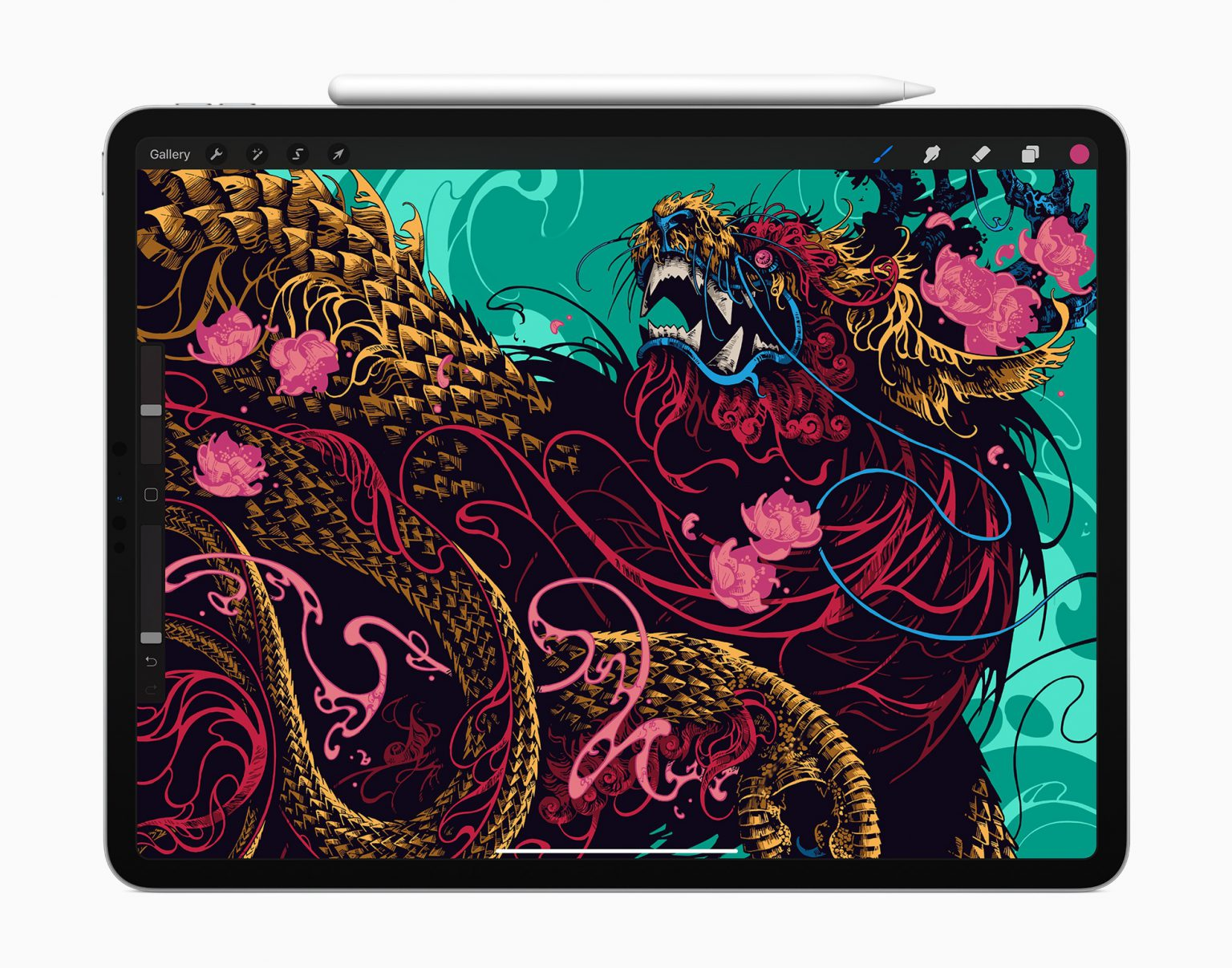 Apple IPad Pro 12,9 (2020) | Best Tablet Of The Year 2020-2021