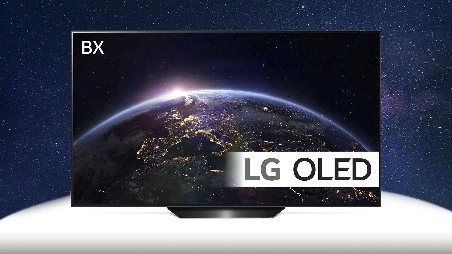 LG OLED BX