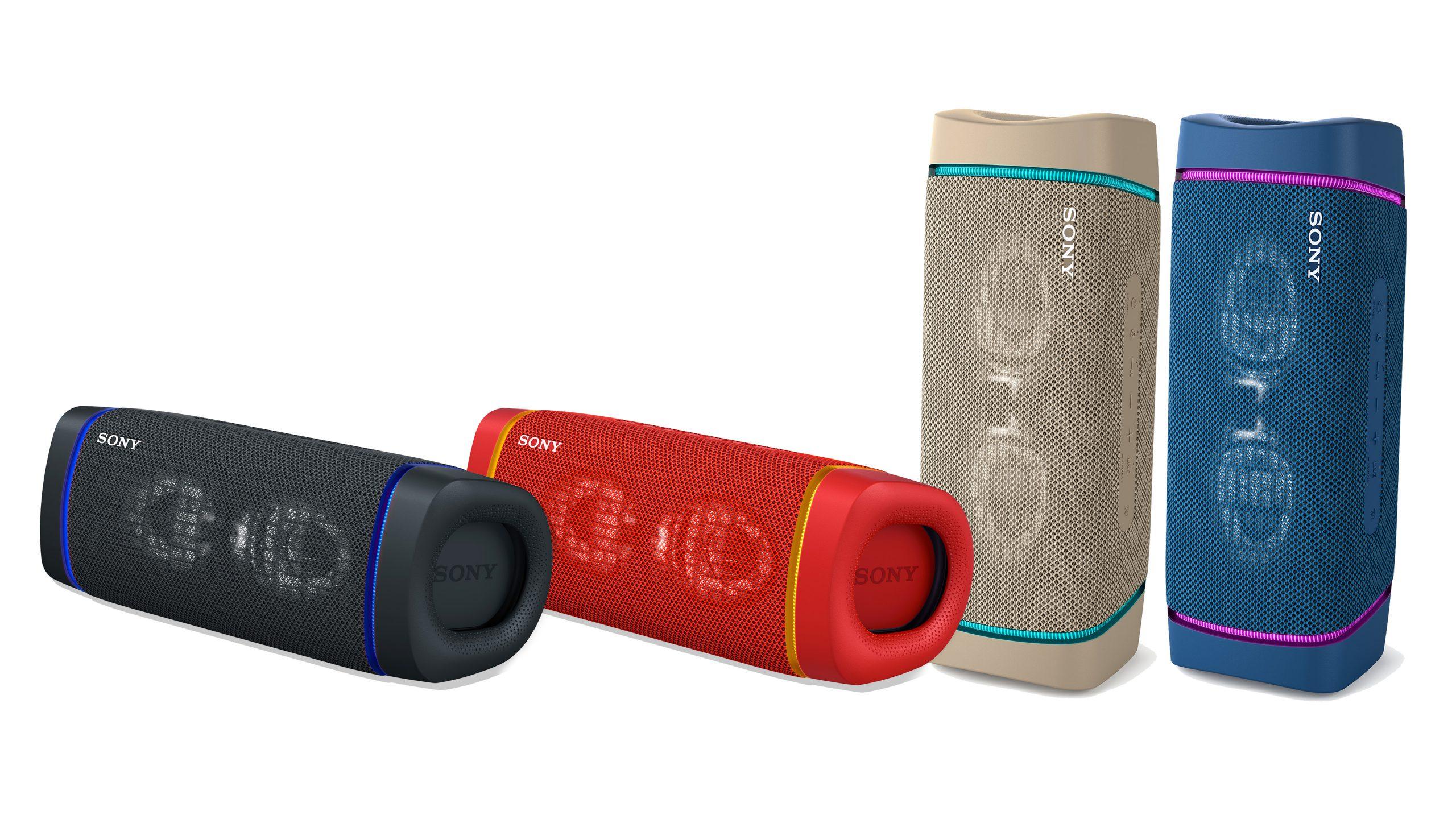 Sony SRS-XB33 colors
