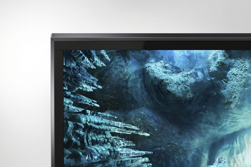 Sony ZH8 frame