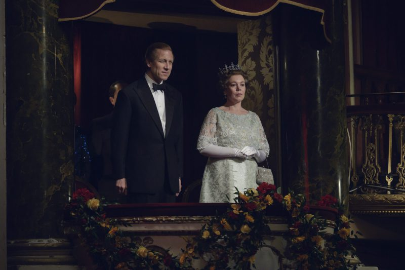 The Crown S4
