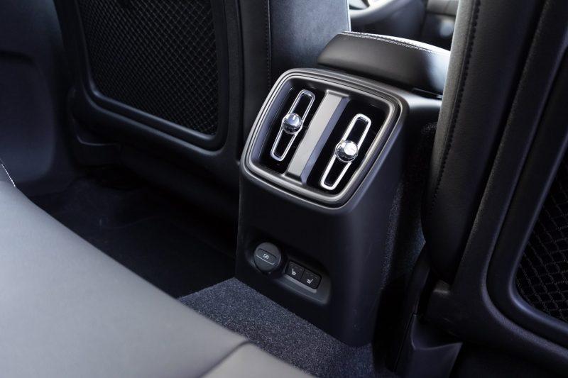 Volvo XC40 P8 Recharge ventilasjon bak