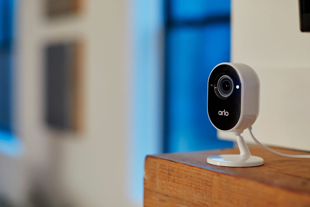 Arlo Essential Indoor Camera