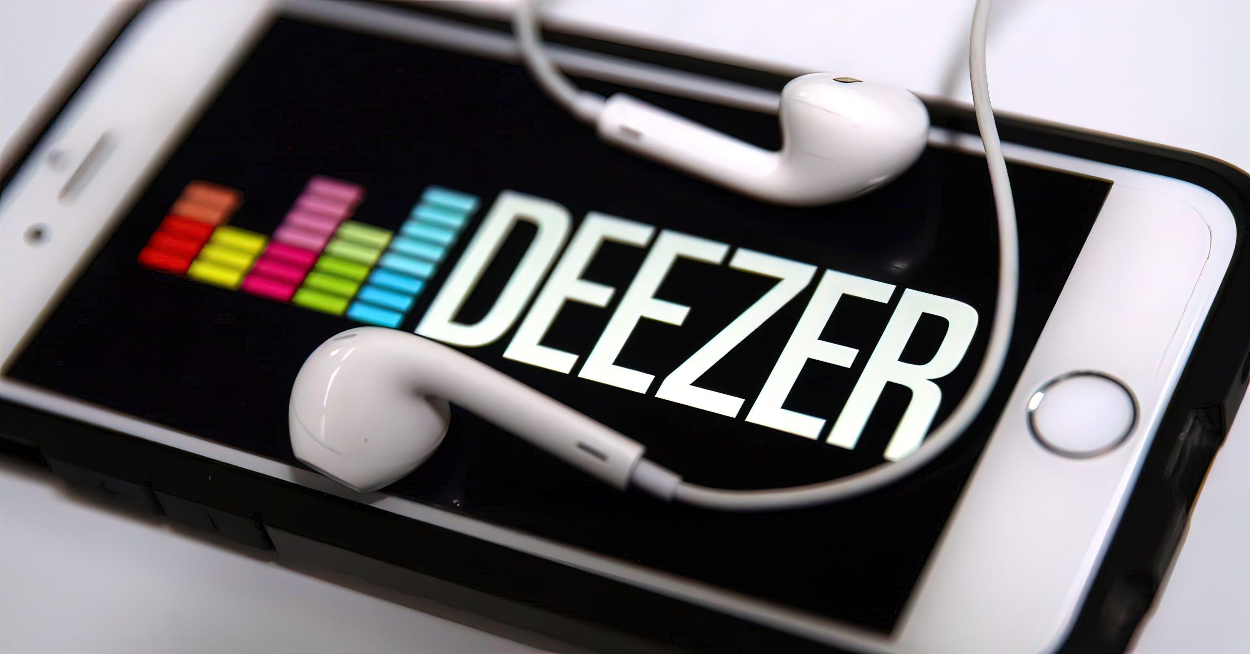Deezer streaming strømming lossless