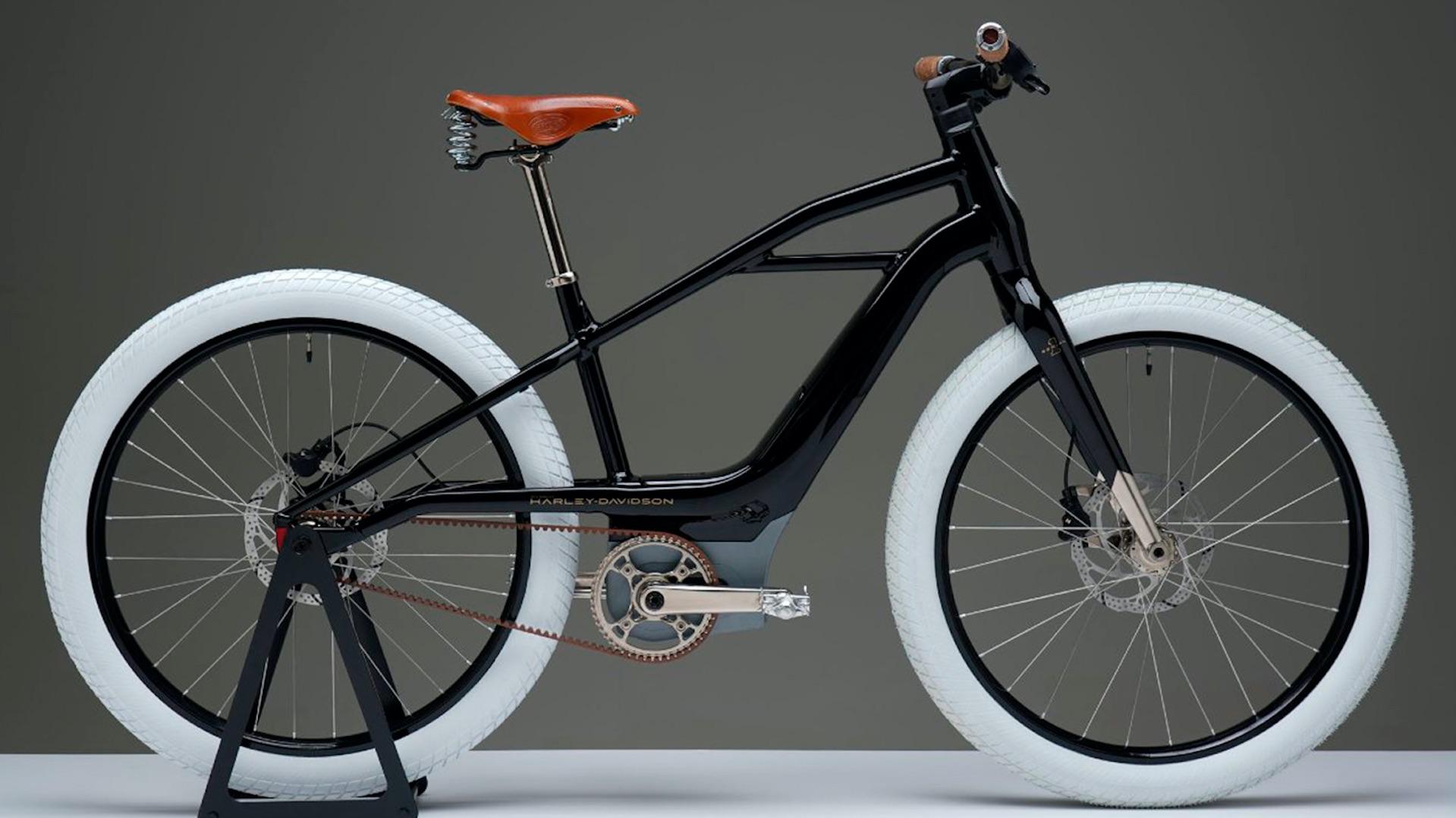 Harley Serial 1