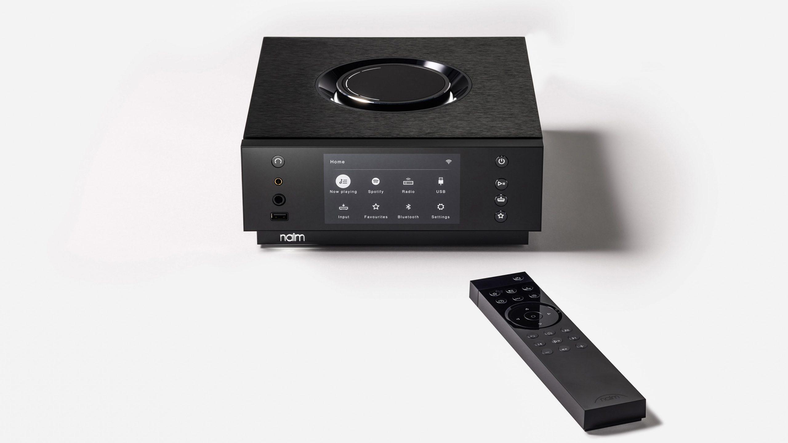 Naim Uniti Atom Headphone Edition - with remote