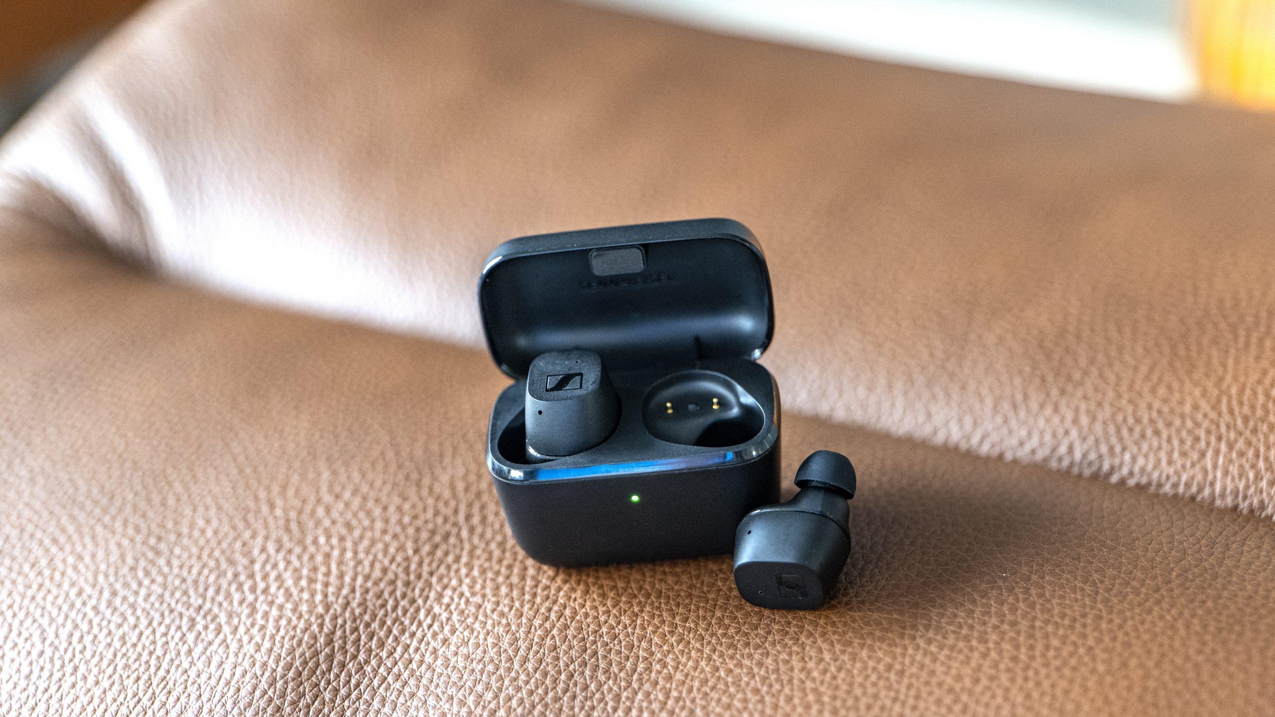 Sennheiser CX True Wireless GeirNordby